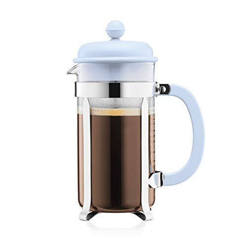 Bodum 1918-338B-Y19 French Press Coffee Maker, glass