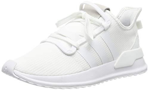adidas U_Path Run, Zapatillas de Entrenamiento Hombre, Blanco Ftwwht Ftwwht Cblack Ftwwht Ftwwht Cblack, 44 2/3 EU