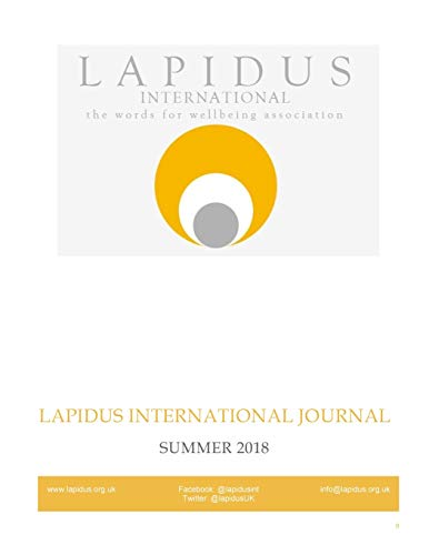 Lapidus Summer Journal