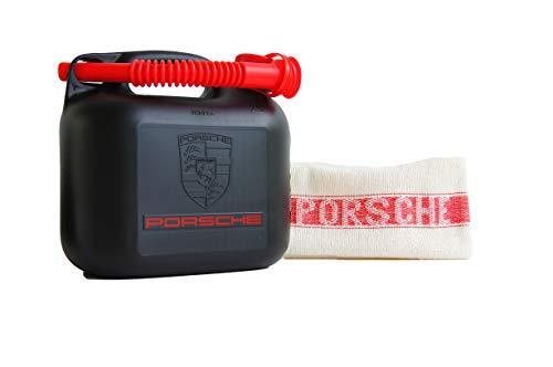 PORSCHE Benzin-/Reservekanister/Kraftstoffbehälter WAPPEN 911 Boxster/Cayman.