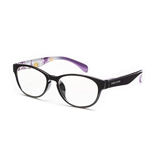 PROSPEK - Hochwertige Computer Brillen - Cat Eyes Style - Entlasten und schützen Sie Ihre Augen
