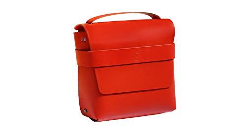 Wishbone Sac de vélo multifonction pour enfant ou sac de transport Rouge