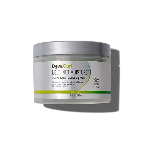 DevaCurl Melt Into Moisture Conditioning Mask, 8oz