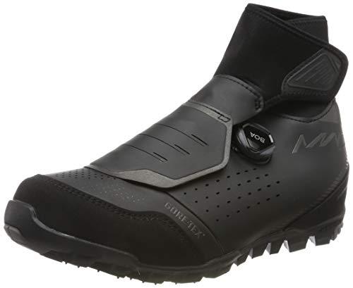 Shimano SH M MTB Inv Mw7, Zapatillas de Ciclismo de Carretera para Hombre, Negro (Negro 000), 40 EU