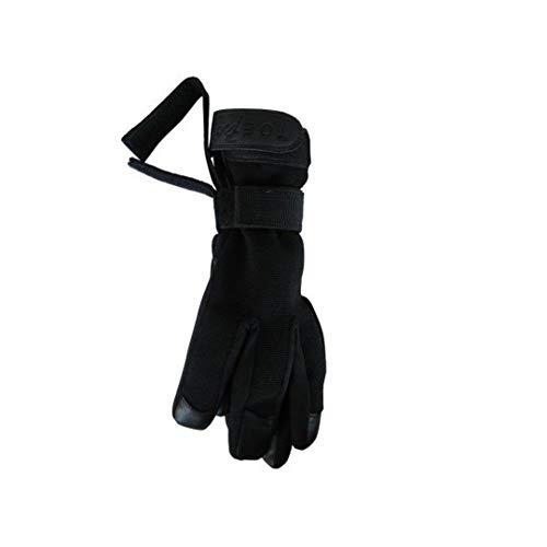 Porte gants noir