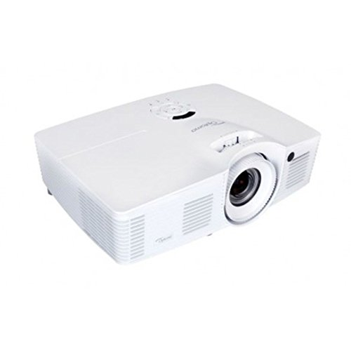 OPTOMA W4164500ANSI Lumen DLP 3D Desktop Projector Weiß