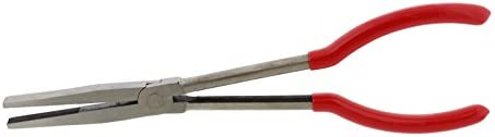 ABN Long Reach 11in Straight Duckbill Nose Pliers for Hard to Reach Narrow Spaces and Limited product image