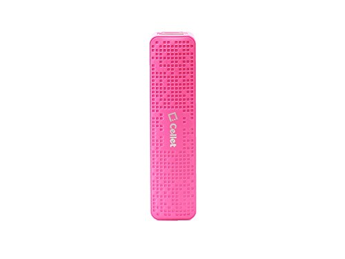 2000Ma Portable Auxiliary Power Bank Pink Compatible with Huawei Honor 7X
