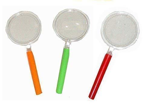 12 x Mini Magnifying Glasses