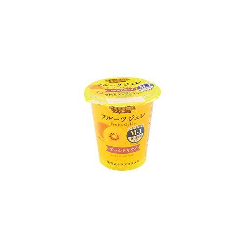 フルーツジュレ ゴールドキウイ (シールド乳酸菌配合) 155g×6個