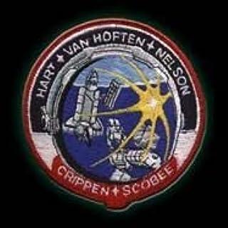 Nasa Orginal Raumfahrt Aufnäher Space Shuttle 11 Challenger 5 Auto