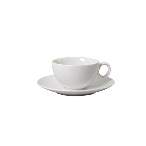 Thomas Loft weiss Teetasse mit Untertasse
