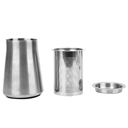 Tamis à poudre-tamis à poudre de café en acier inoxydable pour tamisage de poudre de café