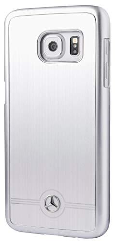 Mercedes mehcs7ebrual Reine Linea Alluminio Custodia Samsung s7Edge Argento