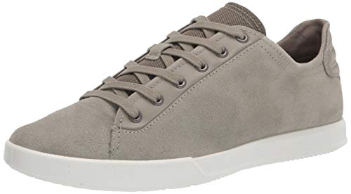 ECCO Men's Collin 2.0 All-Day Sneaker, VETIVER/WARM GREY SUEDE, 11-11.5