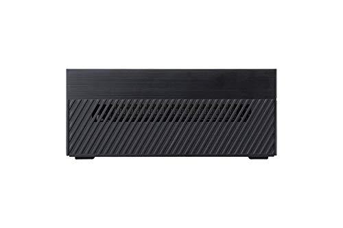 Asus VivoMini PN40-BC100MC Mini Desktop PC (Intel Celeron N4100, 4GB 2400MHz DDR4, 128G M.2 SATA SSD, ohne Betriebssystem, M.2 Slot) schwarz