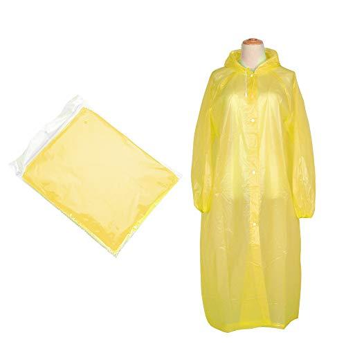 Lemon-Land Herbruikbare Huishoudelijke Regen Gear Camping Emergency Kinderen/Volwassen Wandelen Regenjas Beschermende Pak Poncho Regenkleding