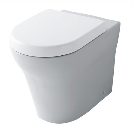 Toto MH Series WC Stand-WC-Wanne