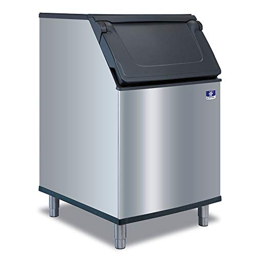 Manitowoc D570 17.9-Cubic Inches Ice Bin, Stainless Steel, NSF (532-Pound Capacity)