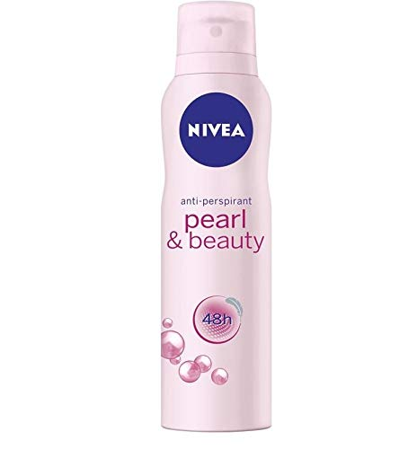 "NIVEA Deospray Women""Pearl & Beauty\"" - 3er Pack (3 x 150 ml)"