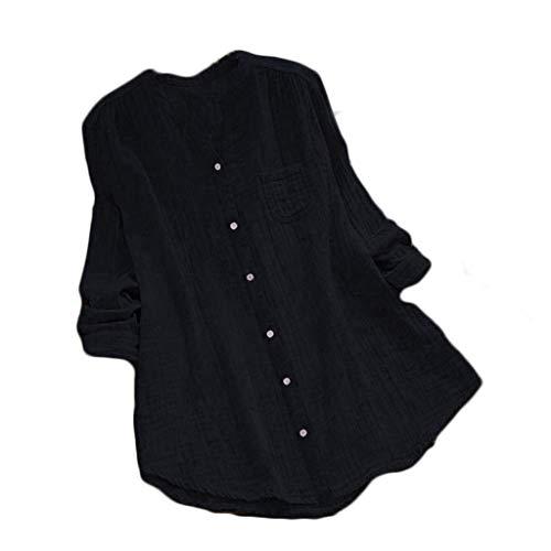 Ashui Damen Strickjacke Feinstrick Kimono Cardigan Strickcardigan mit Offenem V-Ausschnitt Outwear Mantel mit Knopf Damen Strickjacke Langarm Casual Cardigan Offene Tops