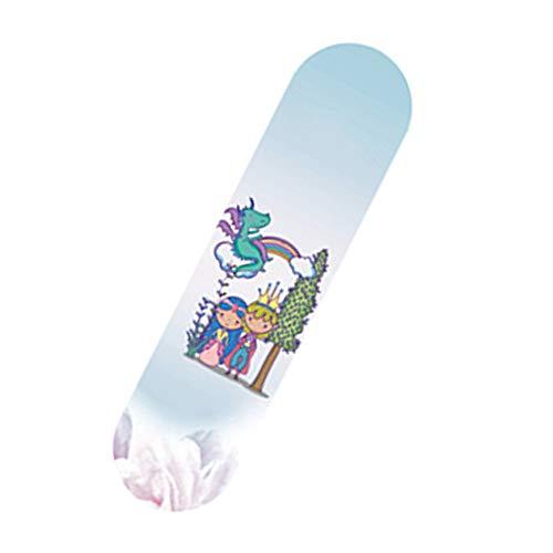 Z-Meng Zhong Skateboards 28 Pulgadas Pro Skate Versión Completa, para Niñas, Niños, Adecuado para Niños con 6 A 12 Años