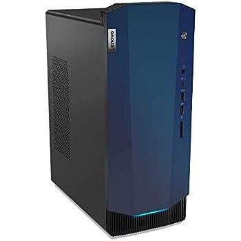 Lenovo IdeaCentre G5 - Ordenador de sobremesa (Intel Core i5-10400F, 8GB RAM, 512GB SSD, Tarjeta gráfica NVIDIA GTX1660 SUPER-6GB), Teclado y ratón USB - Color Negro
