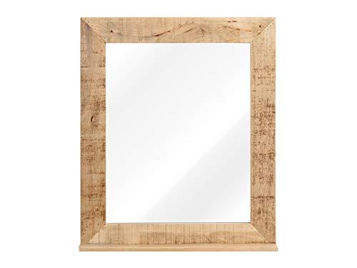 massivum Makeni Spiegel Holz - Mango BxHxT 67x80x3