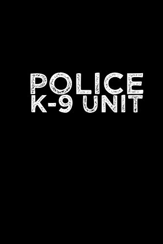 Police K-9 Unit: Hangman Puzzles | Mini Game | Clever Kids | 110 Lined pages | 6 x 9 in | 15.24 x 22.86 cm | Single Player | Funny Great Gift