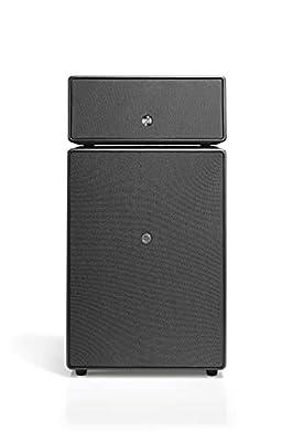 Audio Pro 14800 Drumfire Wireless WiFi Bluetooth Multiroom Speaker System - Ash Black from Audio Pro