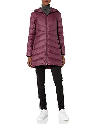 adidas outdoor Damen Climawarm Nuvic Jacke, Kastanienbraun, Größe M