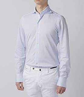 Finamore(フィナモレ) シャツ メンズ TOKIO コットンシャツ SIMONE-180017 [並行輸入品]