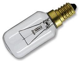 Philips 03871550 lámpara, Horno, 25W, Ses, Clear (100 unidades)