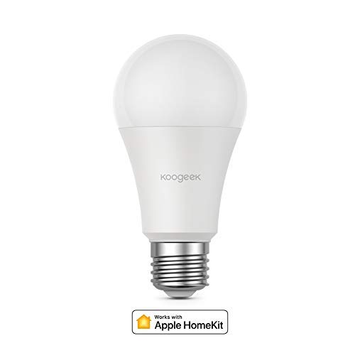 Koogeek Bombilla LED inteligente,WiFi Bombilla Regulable