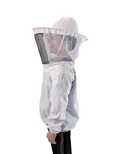 Honey Lake Bee Jacket for Kids Beekeeping Jacket with Veil, Beekeeping Jacket for Children