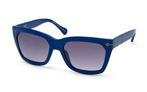 Opposit TM503S04 - Gafas unisex, color azul, 56 18 140