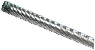 M24-3.0 x 1 m Hot Dipped Galvanized Steel Threaded Rod