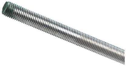 Forney 49699 Galvanized All-Thread Rod, 1/4