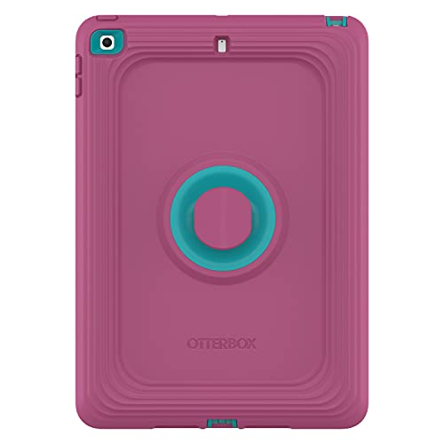 Otterbox para Apple iPad 8th/7th Gen, Funda para Niños Resistente a Caídas, Trusty Series, Jump Rope - Rosa