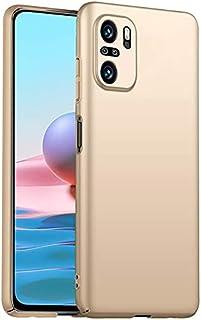 جراب Larook Xiaomi Redmi Note 10 Pro، جراب صلب فائق النعومة بلمسة نهائية غير لامعة مريح مقاوم للخدوش لهاتف Xiaomi Redmi No...