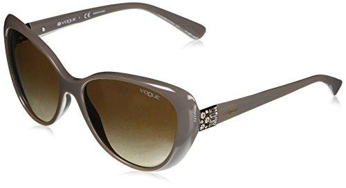 Vogue 0VO5193SB Gafas de sol, Opal Mud, 57 para Mujer