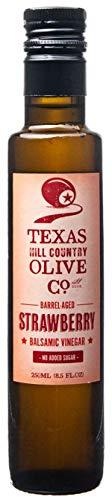 Terra Verde Strawberry White Balsamic Vinegar, 250ml (8.5oz)