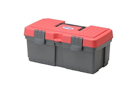 hünersdorff 871315 Werkzeugkoffer,Abmessungen ca. mm: L 410 x B 225 x H 185