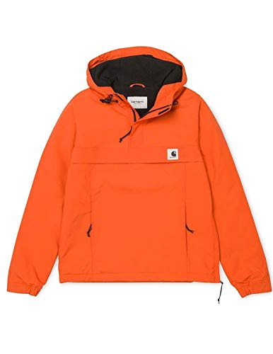 Carhartt - Nimbus Pullover - I003212 117 - Orange, S, Small