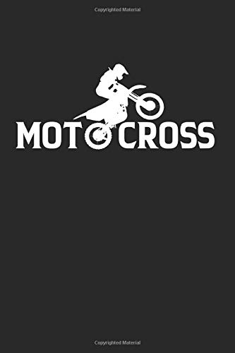 Motocross: Blocco note Moto Cross