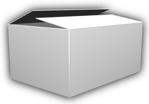 VillageBox デザインダンボール L ムジ (30枚セット)