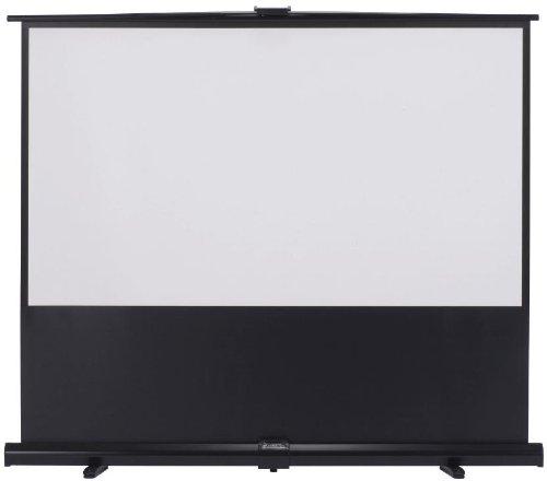 KIKUCHI 80インチ床置きタイプ16:9スクリーン GUP-80HDW