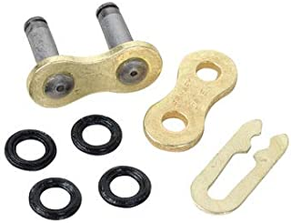 Primary Drive 520 ORH Gold X-Ring Chain Master Link - Fits: Honda CRF450X 2005-2009