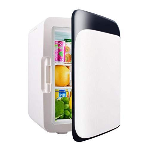 sanguiner 10L Mini Kühlschrank Kühler Mini Auto Gefrierschrank Kühler Wärmer Elektrischer Kühlschrank Tragbare Eisbox Reise Kühlschrank