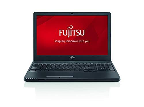 """Fujitsu Lifebook A Series - Ordenador portátil (15,6"""", i5 Intel Core - 32 GB RAM - 1000 GB SSD - Windows 10 Pro #con ratón inalámbrico + funda para portátil)"""